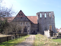 Reichstift Klosterruine Walkenried