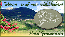 Hotel Gravenstein in Meran