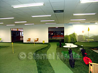 Indoor Golfcenter in Thale